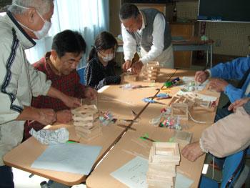 ホタル学校「ホタルのランプシェード作り」を開催しました!