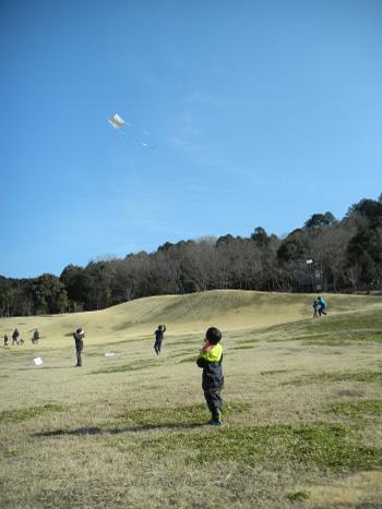 わんParkで「凧づくり」イベントを開催しました!