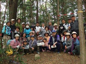 ホタル学校「春分の額堂山トレッキング」を開催しました!