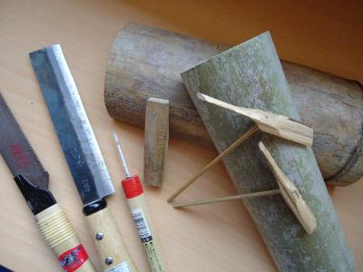 わんParkイベント「竹とんぼマスターコース」参加親子募集