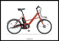 電動アシスト自転車は、ちょうどいい乗り物
