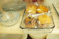 Tiny Cakeとアンティーク食器