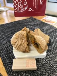 カレーたいやき(キーマ味)
