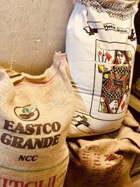 明日は運動会です/コーヒー豆が入荷しました~(^^)