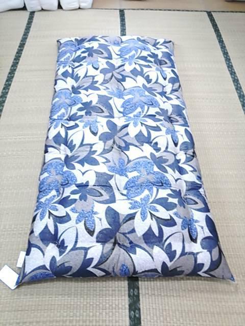竹のベット用、敷き布団。