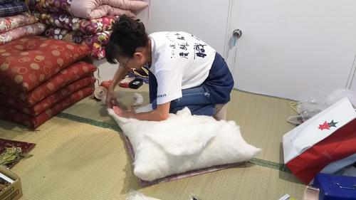 オアシス21でイベント『尾張名古屋の職人展』