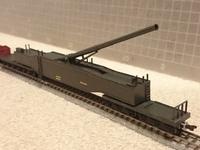 列車砲とか過去に制作した模型