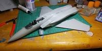F-15Jをこの手に! ハセガワ1/48 F-15J製作 3