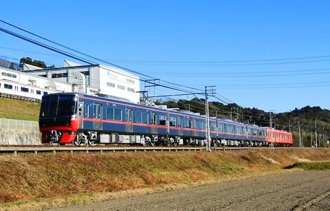移り行く時代と名鉄電車