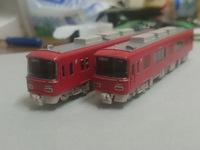 名鉄3100系TNカプラー化