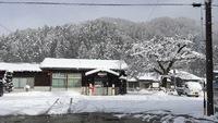 雪景色の飛騨高山で撮り鉄