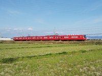 三河の鉄道撮影雑記―春
