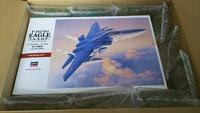F-15Jをこの手に! ハセガワ1/48 F-15J製作 2