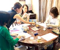 ハンドメイドのイベントを企画(^^)プラ板アクセサリー講座
