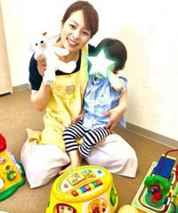 岡崎市の美容院にて、出張託児ルームでママさんのんびりタイムをお手伝い(^^)