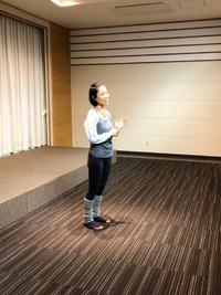 天使のプレゼント☆彡西尾市にて『脳トレ椅子ヨガ』をお届け