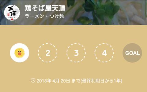 ラインユーザー限定ポイントカード配信中(◇)ゞ