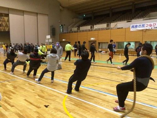 岡崎市民つなひき大会