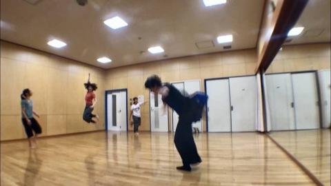 進化するダンス!!!