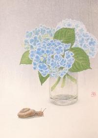 手塚 華 日本画展 6/14~6/20