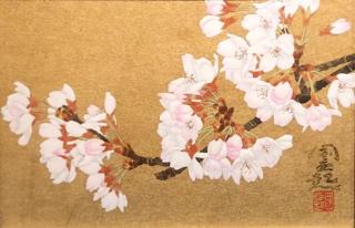 百花繚乱 花の絵小品展