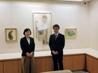 加藤清香日本画展 -或る日- 4/11~4/17