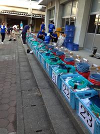 豊田市立猿投台中学校トイレ掃除