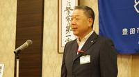 豊田市東倫理法人会第50回経営者モーニングセミナー
