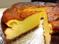 バスクのチーズケーキ ♪