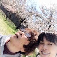 三好池でお花見【鬼嫁日記】