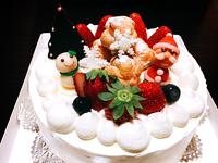 ☆手作りクリスマスケーキ☆