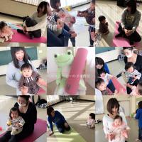 12月報告と1月からの【美里・ママとベビーのヨガ教室×WARAリズム】