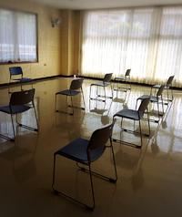 『やさしい椅子ヨガ』教室*今日が第1回目でした