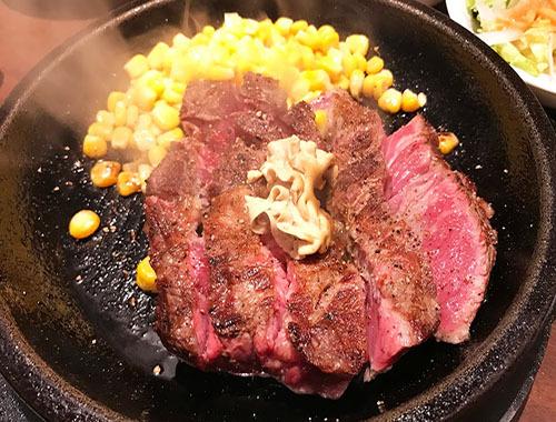 外食産業の成長戦略/いきなりステーキ