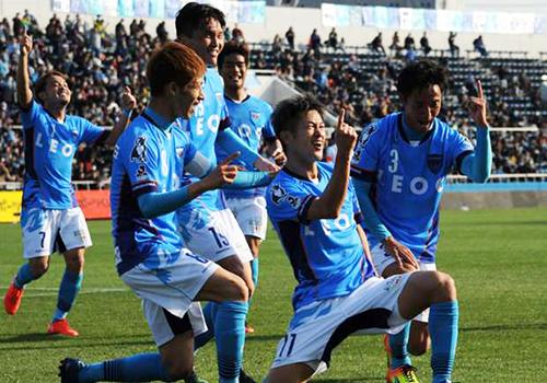 レジェンド三浦知良選手、50歳でのゴール