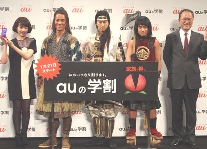 企業別CM好感度、『三太郎』シリーズでKDDIが初の首位