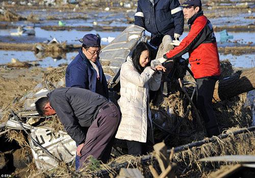 東日本大震災から7年が経過/閲覧注意