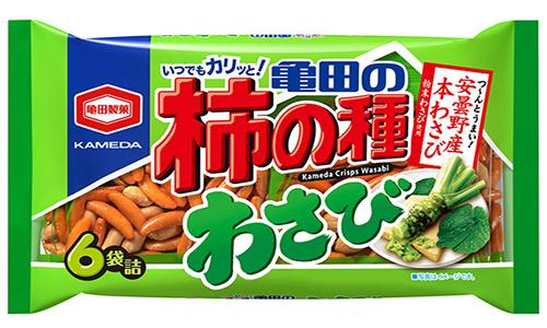 亀田製菓のマーケティング戦略の行方