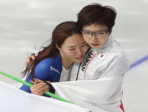 小平奈緒選手と李相花選手の感動秘話