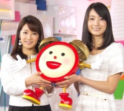 『めざましTV』お天気キャスター卒業