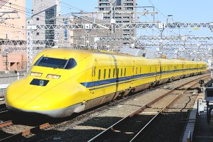 ドクターイエロー初公開/新幹線開業50周年記念