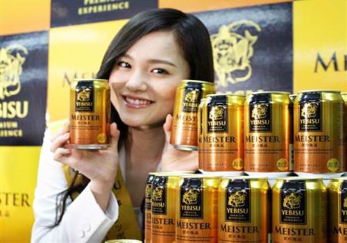 ビール競争激化/サッポロビール「エビスマイスター」を投入