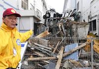 東日本大震災から8年が経過/震災遺構が一般公開