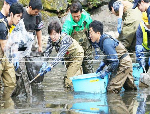 テレビ東京「池の水ぜんぶ抜く」にて歴史的発見