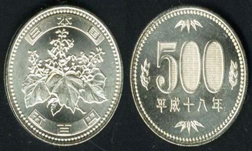 「500円硬貨」に隠された小さい秘密