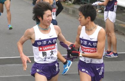 今年も感動の第91回箱根駅伝/往路編