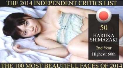 「世界で最も美しい顔」2014年決定