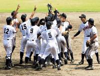 甲子園一番乗りは沖縄県興南高校