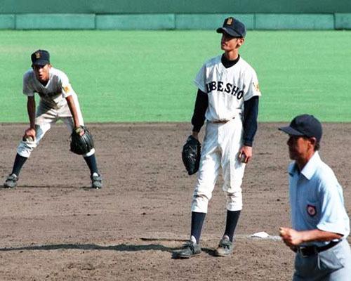 高校野球での感動の裏話/ボークを宣告した審判