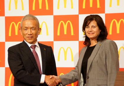 日本マクドナルド復活の切り札『宅配事業』の戦略/顧客分析